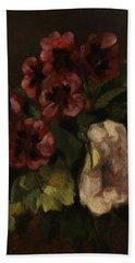 Bouquet Of Flowers Bath Towel