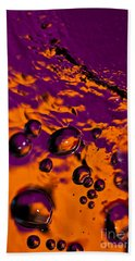 Bourbon Bath Towel by Anthony Sacco