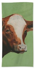 Bovine Beauty Bath Towel