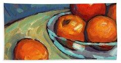Bowl Of Fruit 2 Hand Towel