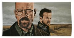Breaking Bad Bath Towel