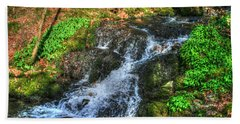 Hand Towel featuring the photograph Breath Deeply by Doc Braham