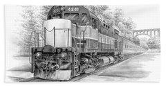 Brecksville Station - Cuyahoga Valley National Park Hand Towel