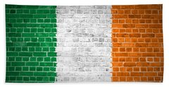 Brick Wall Ireland Bath Towel