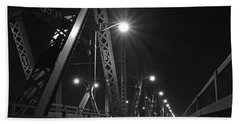 Bridge Night Hand Towel