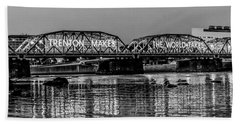 Trenton Makes Bridge Bath Towel