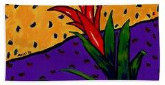 Bromeliad Hand Towel