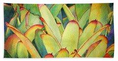 Bromeliads I Hand Towel