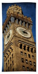 Bromo Seltzer Tower No 3 Hand Towel