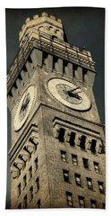 Bromo Seltzer Tower No 7 Hand Towel