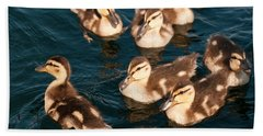 Brothers And Sisters Bath Towel