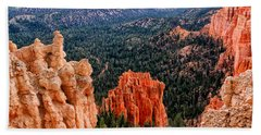 Bryce Canyon National Park Bath Towel
