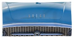 Buick Grille Hand Towel