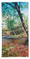 Bull Creek Bath Towel