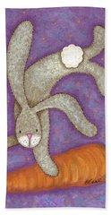 Bunny Bliss Hand Towel