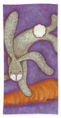Bunny Bliss Bath Towel