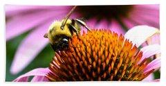 Busy As A Bee Bath Towel