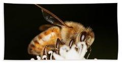 Busy Bee Hand Towel