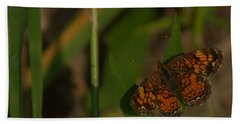 Butterfly 10 Hand Towel