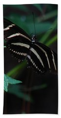 Butterfly Art 2 Hand Towel