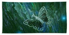 Butterfly Magic By Jrr Hand Towel