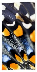 Butterfly Wings Bath Towel