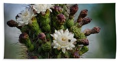 Cacti Bouquet  Hand Towel