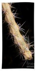 Cactus Branch Bath Towel