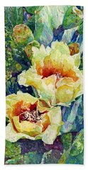 Cactus Splendor I Bath Towel