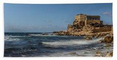 Caesarea Maritima Bath Towel