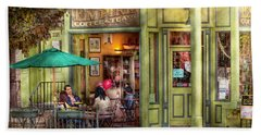 Cafe - Hoboken Nj - Empire Coffee And Tea Hand Towel