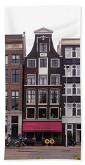 Cafe Pollux Amsterdam Hand Towel