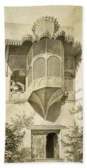 Cairo House Called Beyt El-emyr , 19th Bath Towel
