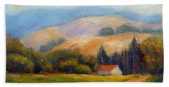 California Hills Hand Towel