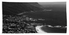 Camps Bay Cape Town Bath Towel