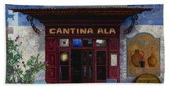 cantina Ala Hand Towel