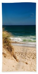 Cape Cod Massachusetts Beach Hand Towel