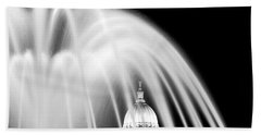 Capitol Fountain Bath Towel