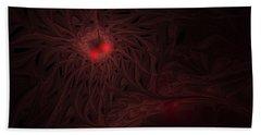 Bath Towel featuring the digital art Captive Soul by GJ Blackman