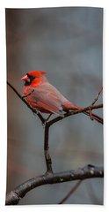 Cardinal Sing Hand Towel