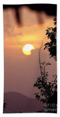 Hand Towel featuring the photograph Caribbean Summer Solstice  by The Art of Alice Terrill