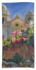 Carmel Mission Bath Towel