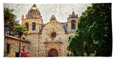 Carmel Mission Hand Towel