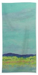 Carolina Spring Day Hand Towel by Gail Kent