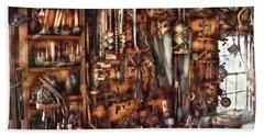 Carpenter - That's A Lot Of Tools  Hand Towel
