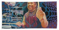 Carter Beauford-op Series Bath Towel