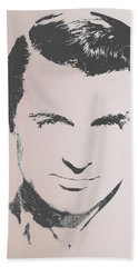 Cary Grant Hand Towel