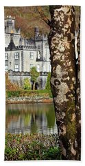 Castle Behind The Trees Bath Towel