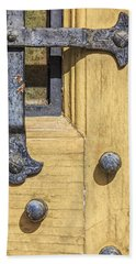 Castle Door IIi Bath Towel