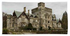 Hatley Castle Hand Towel by Marilyn Wilson